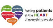 Putting patients at the heart of everything we do
