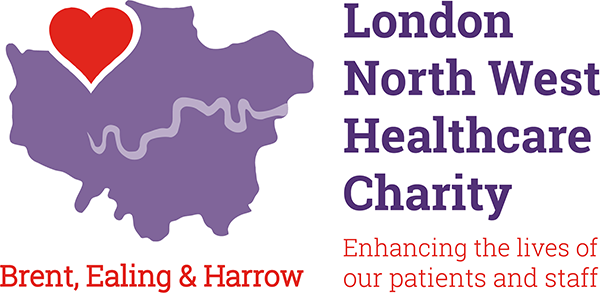 LNWH charity logo - enhancing the lives of our patients and staff