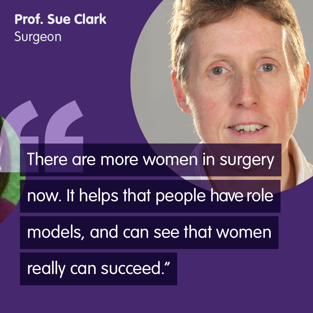 International Women's Day: Prof. Sue Clark
