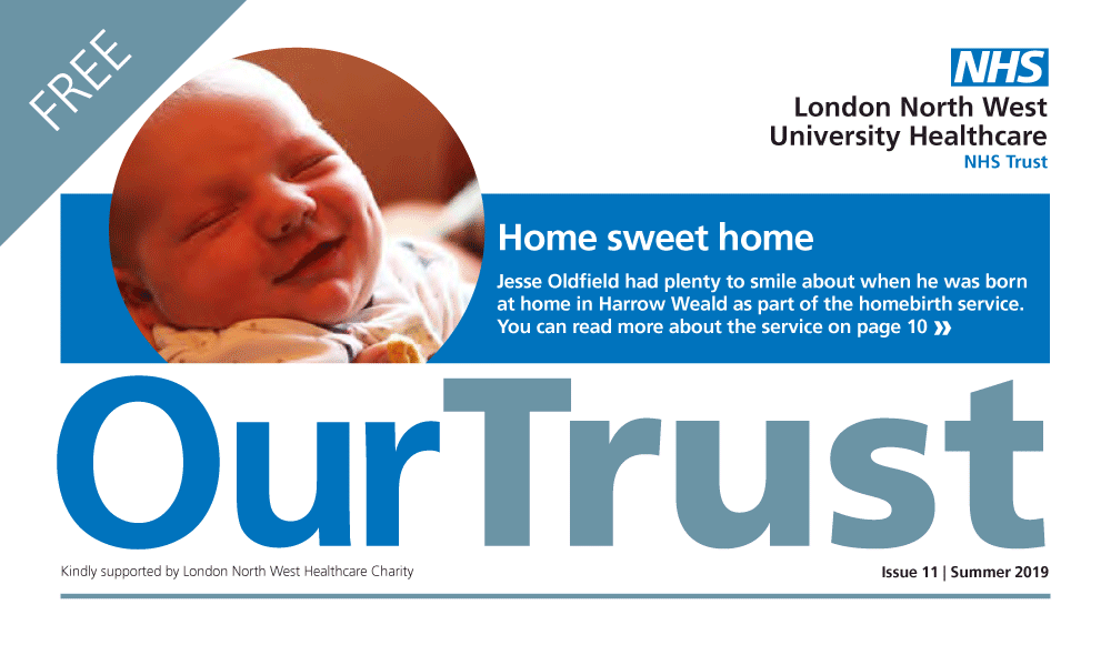 Our Trust news title